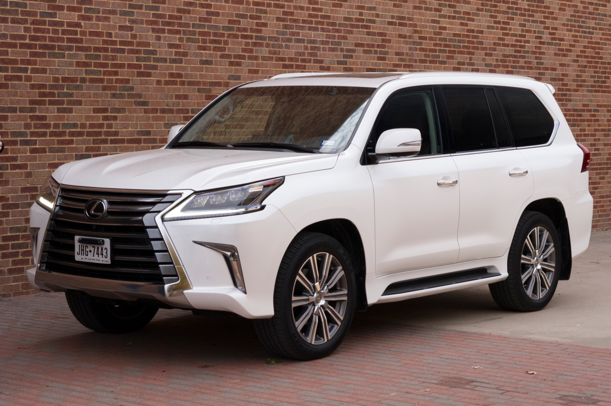 2017 Lexus LX570 - How Much SUV Do You Get For $100K?