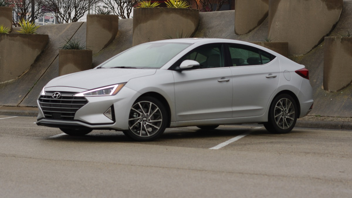 2019 Hyundai Elantra Limited - To All The Elantras I've Loathed Before